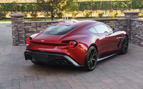 Picture Aston Martin, Aston Martin, Vanquish, Zagato Shooting Brake