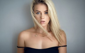 Picture girl, sexy, eyes, model, pretty, face, blond, look, beautiful girl, blonde, portrait