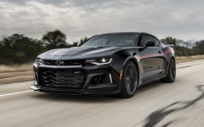 """Picture Chevrolet, Camaro, Hennessey, ZL1, Exorcist, """"The Exorcist"""", HPE1000"""