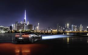 Picture supercar, Dubai, Dubai, hypercar, Pininfarina, 2019, The baptist