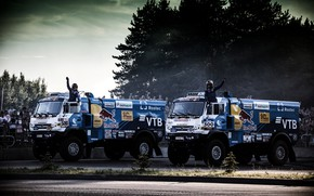 Picture Auto, Sport, Machine, Truck, Master, Russia, 500, 300, Kamaz, Rally, Dakar, KAMAZ-master, Dakar, Rally, KAMAZ, …