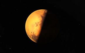 Picture Stars, Planet, Space, Mars, Space, Planet, Mars, GrahamTG, Solar System, Graham Gazzard, background by StarkitecktDesigns, …