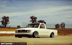 Picture Toyota, Car, Hilux, White, Tuning