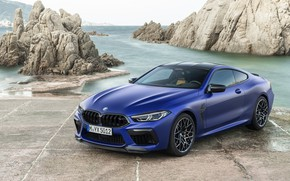 Picture BMW, supercar, Coupe, Competition, 2019, BMW M8, F92