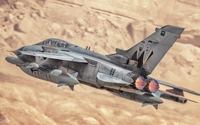 Picture The fast and the furious, Panavia Tornado ECR, Tornado, Panavia Tornado, PTB, HESJA Air-Art Photography, …