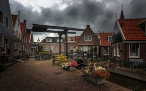 Picture Holland, North Holland, Volendam