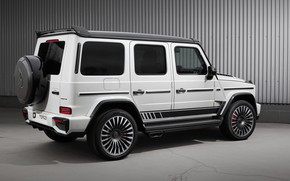 Picture Mercedes-Benz, AMG, Inferno, G-Class, Gelandewagen, Ball Wed, G63, Edition 1, 2019