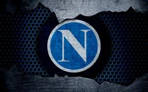 Picture wallpaper, sport, logo, football, Napoli