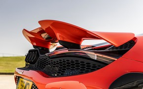Picture McLaren, wing, feed, 2020, 765LT