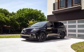 Picture Toyota, Sienna, 2020, Nightshade