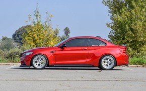Picture BMW, COUPE, F87, M2