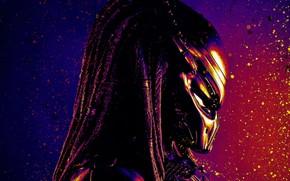 Picture background, Predator, Thriller, action, poster, horror, The Predator