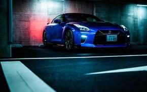 Picture Nissan, GT-R, R35, 50th Anniversary, JP-Spec, 2019, Japan version
