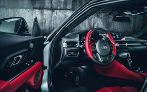 Picture coupe, the door, Toyota, salon, Supra, the fifth generation, mk5, double, 2019, GR Above, A90, …
