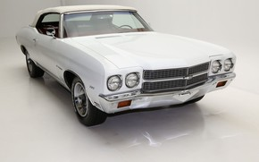 Picture Chevrolet, Convertible, Chevelle SS, Muscle classic