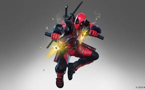 Picture marvel, deadpool, Wade Wilson, the black order, marvel ultimate alliance 3