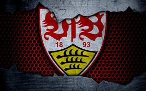 Picture wallpaper, sport, logo, football, Stuttgart