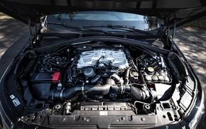 Picture engine, black, Land Rover, Range Rover, SUV, Manhart, 2020, Velar, SV 600