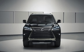 Picture Lexus, SUV, LX 570, 2019, Inspiration Series