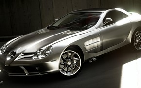 Picture Auto, Machine, Mercedes, Mclaren, Gran Turismo Sport