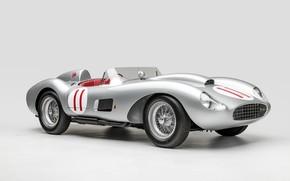 Picture Ferrari, Classic, 1957, Classic car, Sports car, Ferrari 625 TRC
