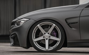 Picture BMW, 2018, the front part, 3-series, universal, 320d, F31, Z-Performance, 3P