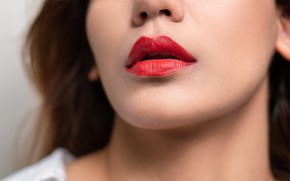 Picture Girl, Red, White, Indian, Lips, Mood, Pretty, Pose, Photographer, Honey Green, Skrinnox, Tasty, Chetna, Chetna …