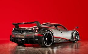 Picture supercar, carbon fiber, Pagani huayr BC