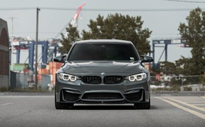 Picture BMW, Light, Grey, F80, Sight, LED