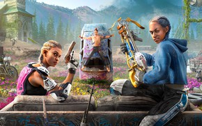 Picture Far Cry, Ubisoft, Ubisoft Montreal, New Dawn, Far Cry: New Dawn