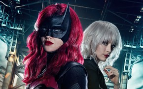 Picture girls, heroes, Batwoman