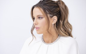 Picture look, pose, actress, Kate Beckinsale, Kate Beckinsale, hair, make up