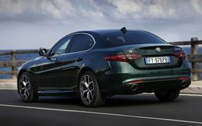 Picture Alfa Romeo, sedan, Giulia, 2020