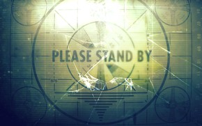 Picture Glass, TV, Fallout, Download, Bethesda Softworks, Bethesda, Bethesda Game Studios, Crack, Bethesda, STBY, Please Stand …