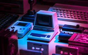 Picture Style, 80s, Style, Nintendo, Commodore, 80's, Synth, Retrowave, Game Boy, Synthwave, New Retro Wave, Futuresynth, …