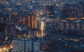 Picture night, Taiwan, Taipei