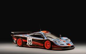 Picture McLaren, GTR, 24 Hours of Le Mans, 24 hours of Le Mans, McLaren F1, 1997, …