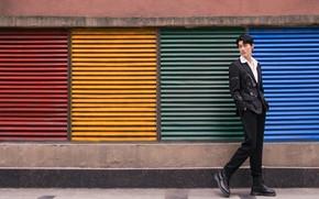 Picture wall, guy, singer, Mo Dao Zu Shi, Master evil cult, The Untamed, Неукротимый Повелитель Чэньцин, …