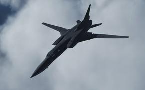 Picture Tu-22M3, Strategic bomber, OKB A. N. Tupolev