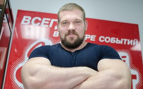 Picture look, pose, Kirill Sarychev, Kirill Sarychev, powerlifter
