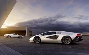 Picture Car, Supercar, Lamborghini Countach LPI 800-4