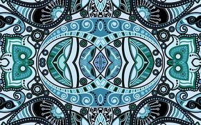 Picture color, pattern, figure