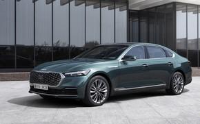 Picture car, kia, super car, kia motors, kia cars, kia k9, kia 2021