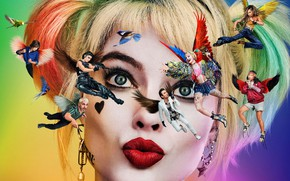 Picture Harley Quinn, Birds of Prey, 2020, Birds Of Prey, And the Fantabulous Emancipation of One …