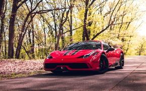Picture Ferrari, 458, Speciale