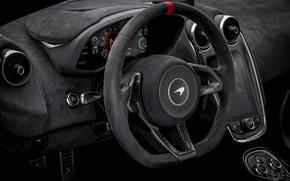 Picture coupe, McLaren, the wheel, 2020, V8 twin-turbo, 620R, 620 HP, 3.8 L.