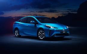 Picture Toyota, 2018, Prius