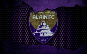 Picture wallpaper, sport, logo, football, Al-Ain