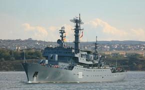 Picture ship, Sevastopol, training, Smolny