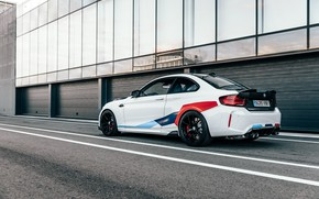 Picture BMW, 2018, Competition, F87, BMW M2, M Performance Accessories